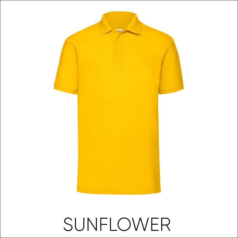 FOTL SS402 3 Button 65/35 Polo Shirt 20