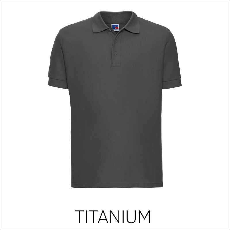 Russell Athletic J577MUltimate Classic Cotton Polo 9