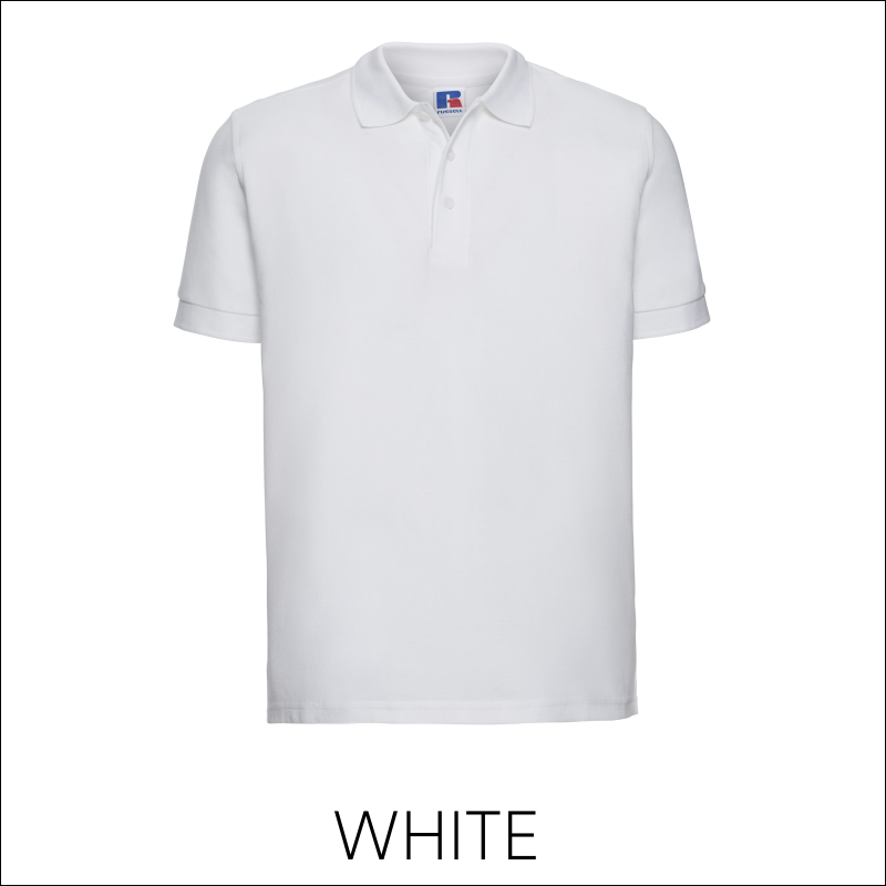 Russell Athletic J577MUltimate Classic Cotton Polo 10