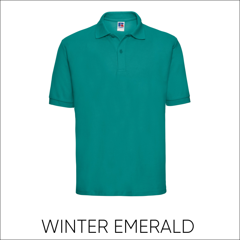 Russell Athletic 539M Polo Shirt 16
