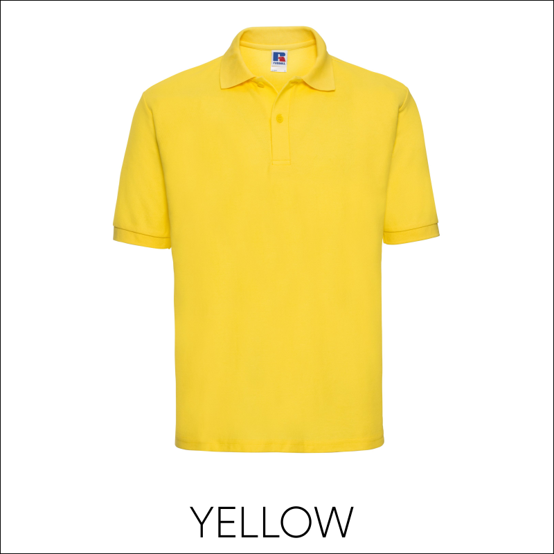 Russell Athletic 539M Polo Shirt 17
