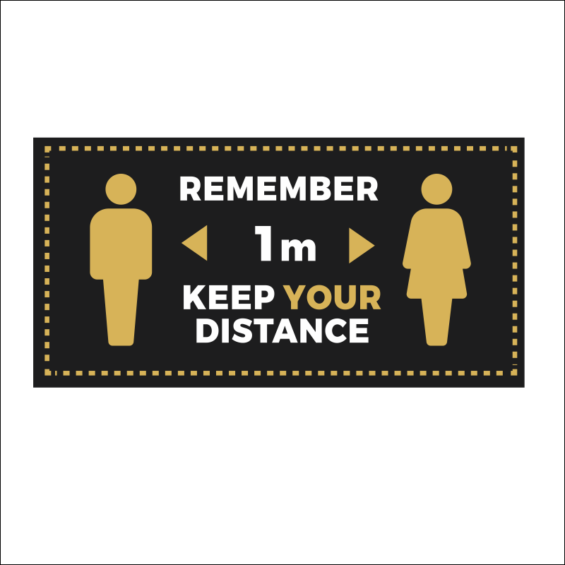 Social Distance Banners 1