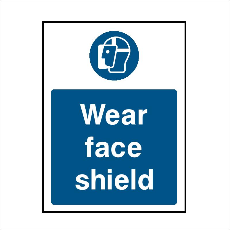 Mandatory PPE Signs 1