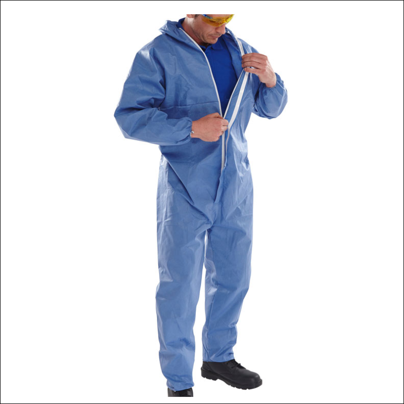 Disposable coveralls 1