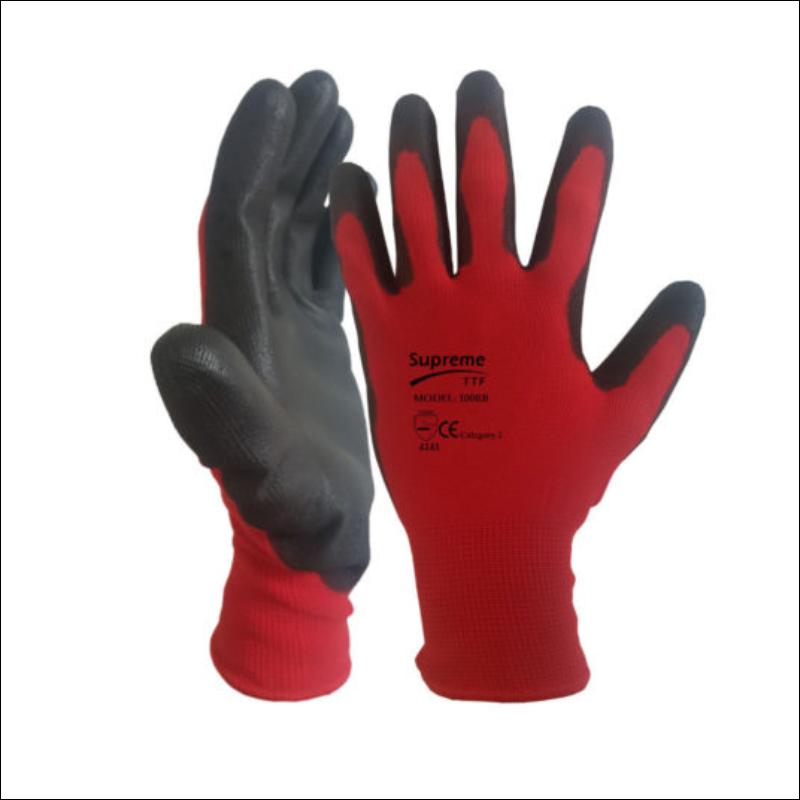 PU Coated General Purpose Work Gloves 1