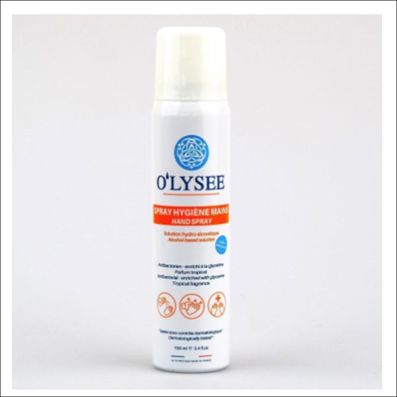 Hygiene Hand/Surface Antibacterial Sanitiser Spray 1