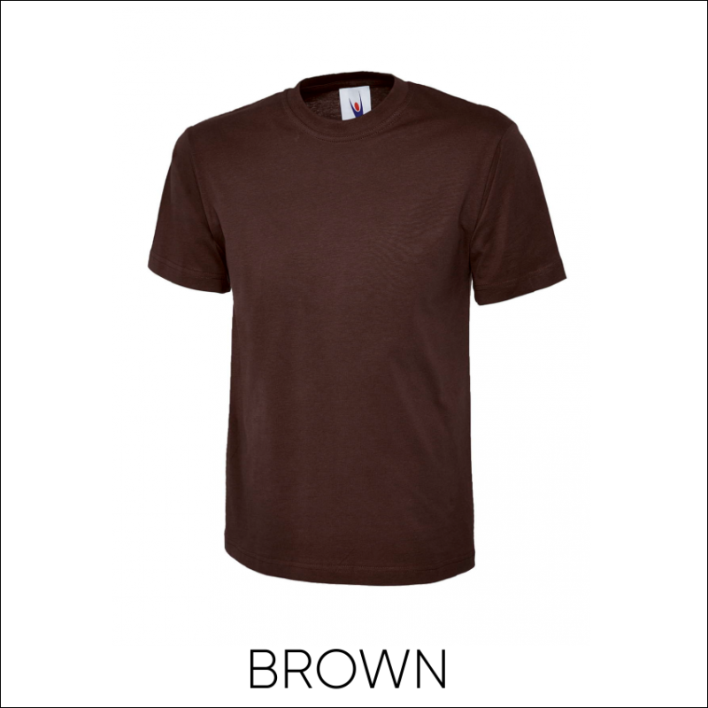 Uneek 100% Cotton Crew Neck T Shirt 5