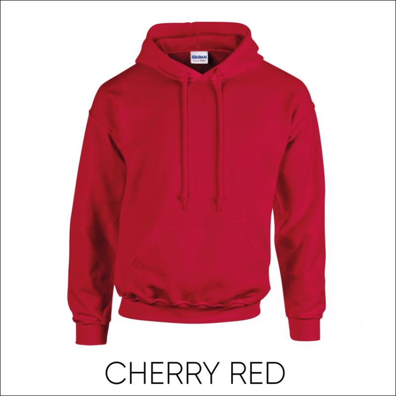 Gildan Heavy Blend™ Hooded Sweatshirt 9