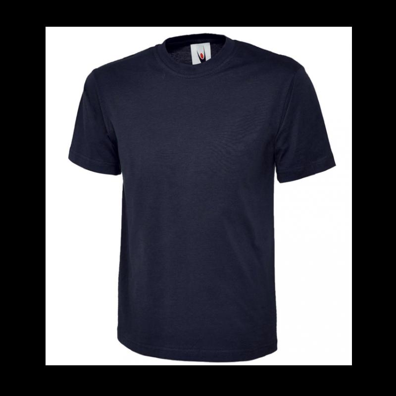 Uneek 100% Cotton Crew Neck T Shirt 1