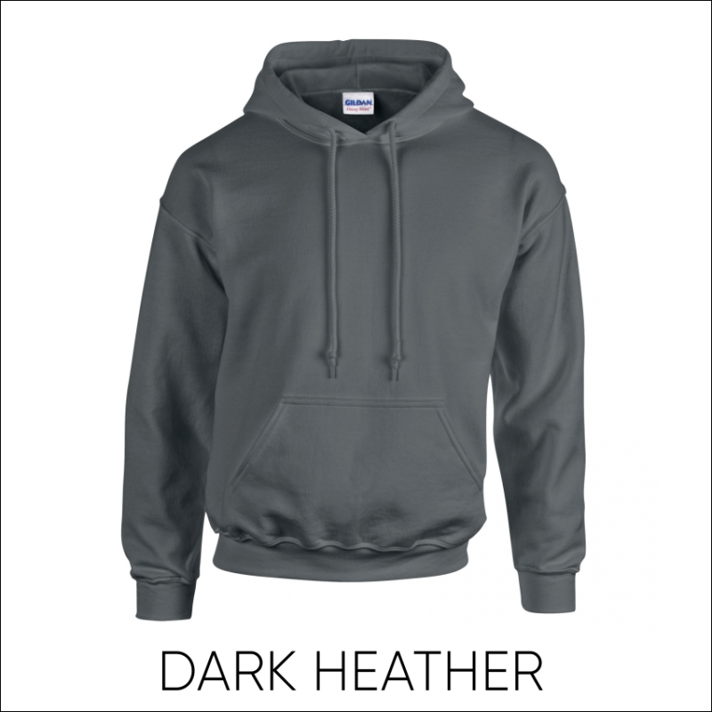 Gildan Heavy Blend™ Hooded Sweatshirt 11