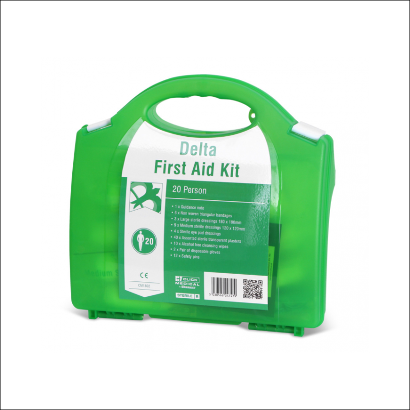 Delta HSE 1-20 Person First Aid Kit 2