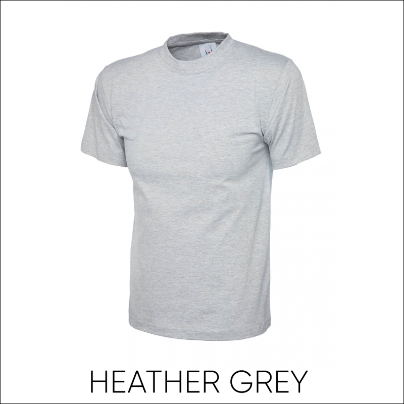 Uneek Premium Crew Neck T Shirt 6
