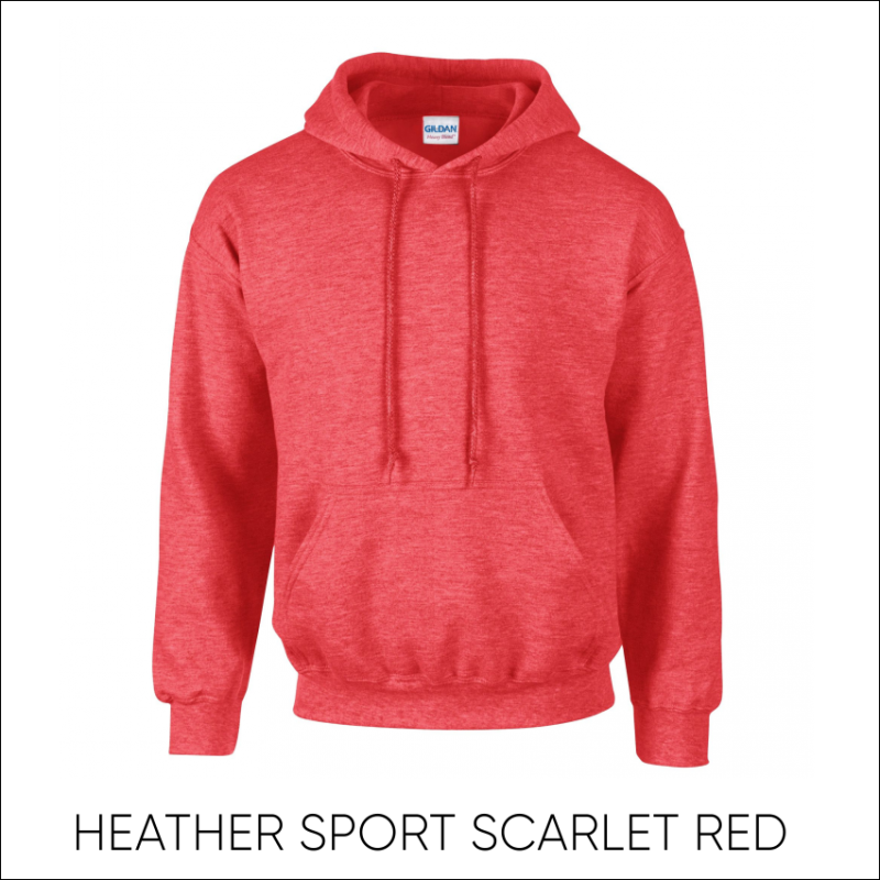 Gildan Heavy Blend™ Hooded Sweatshirt 20
