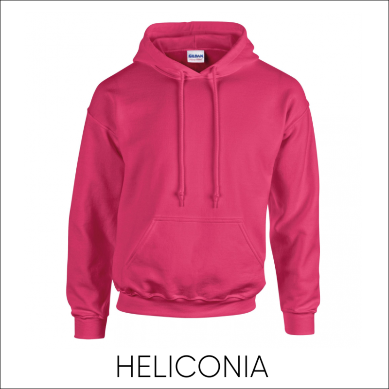 Gildan Heavy Blend™ Hooded Sweatshirt 21