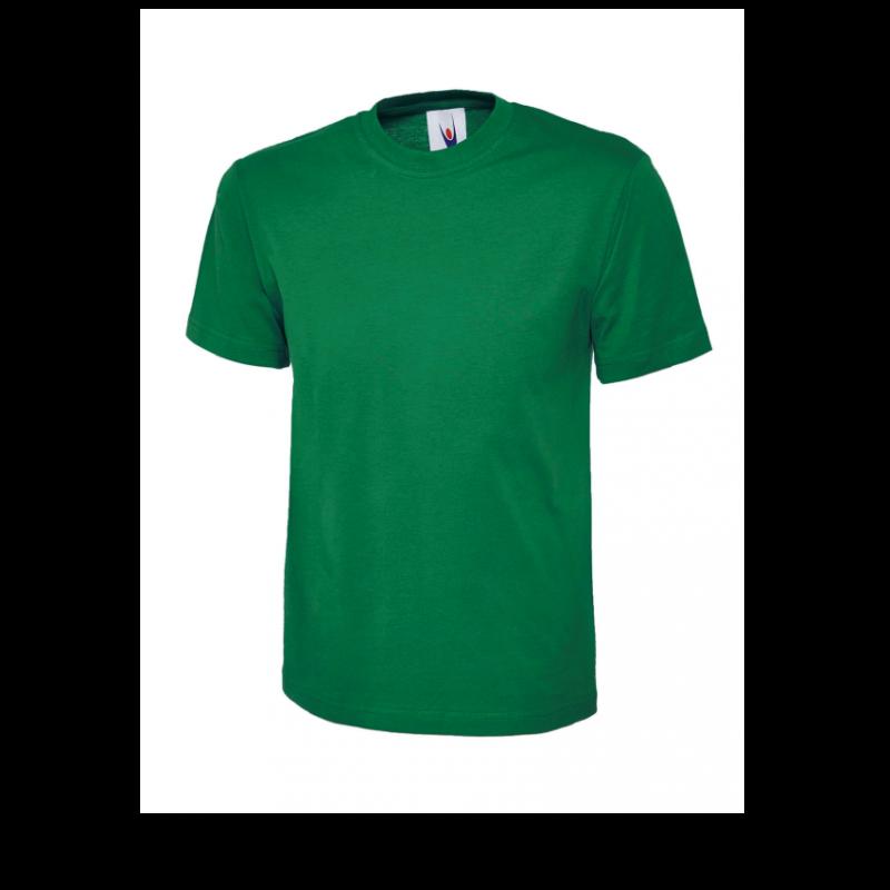 Uneek 100% Cotton Crew Neck T Shirt 9