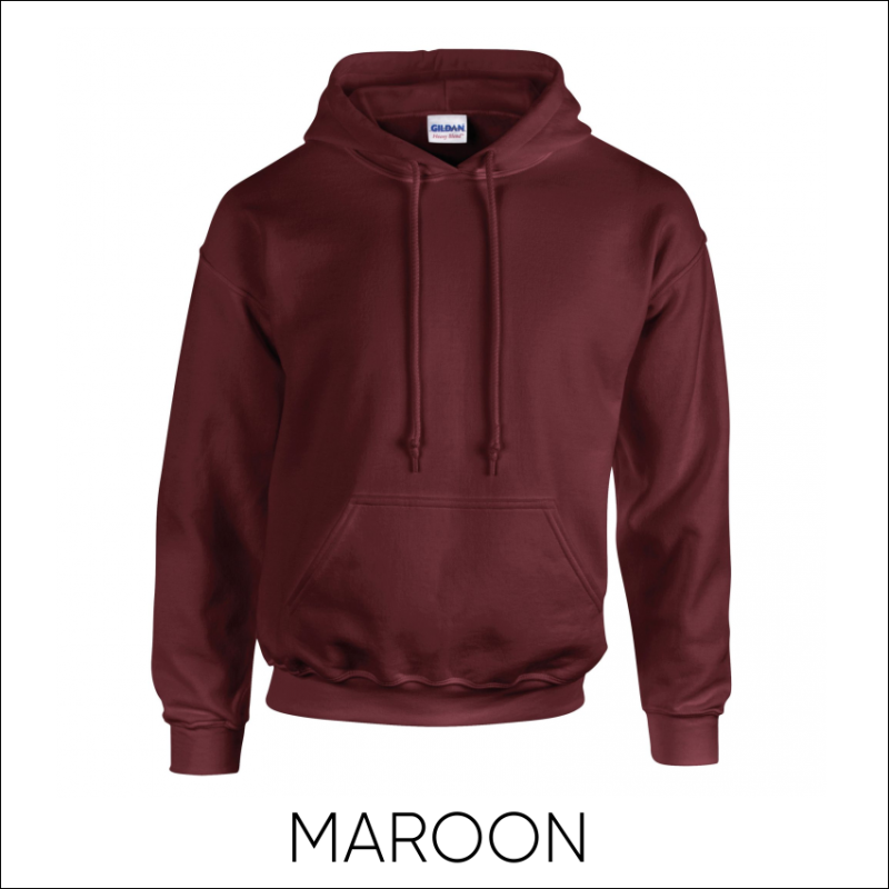 Gildan Heavy Blend™ Hooded Sweatshirt 27
