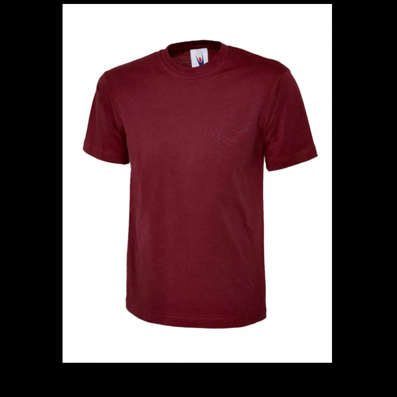 Uneek 100% Cotton Crew Neck T Shirt 10