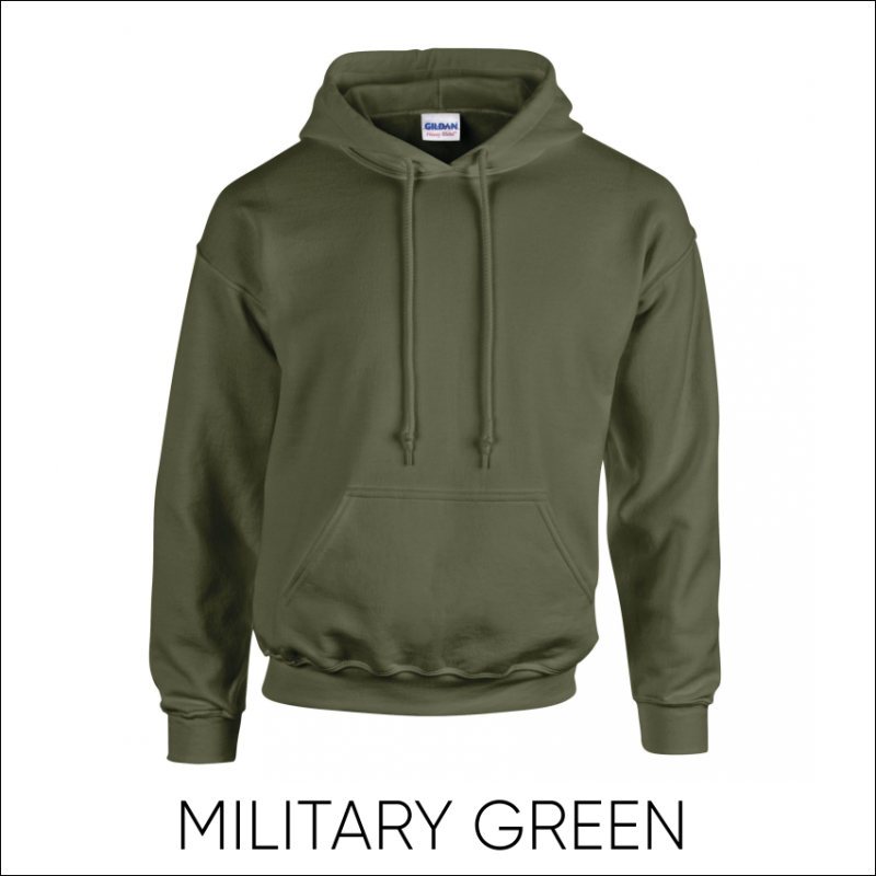 Gildan Heavy Blend™ Hooded Sweatshirt 28