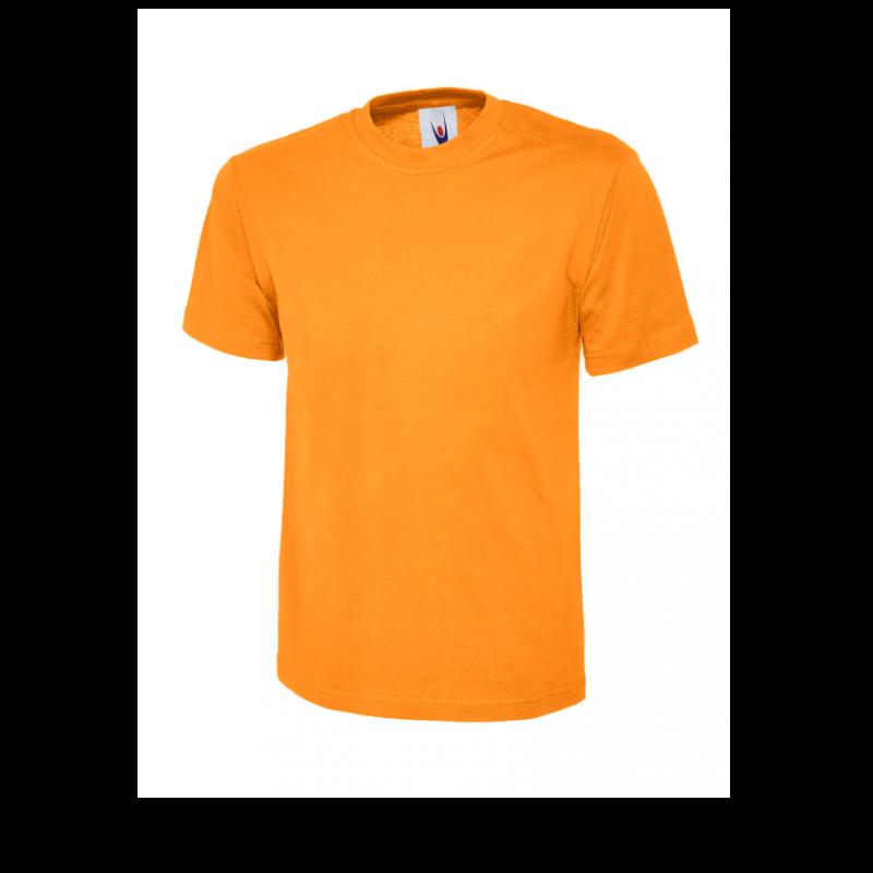 Uneek 100% Cotton Crew Neck T Shirt 12