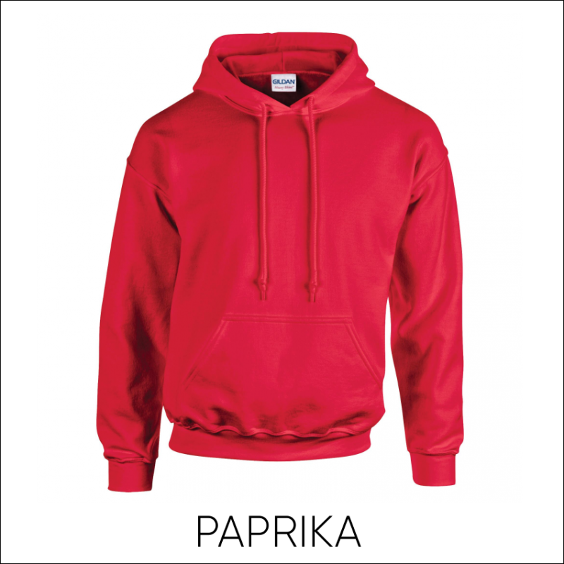 Gildan Heavy Blend™ Hooded Sweatshirt 34