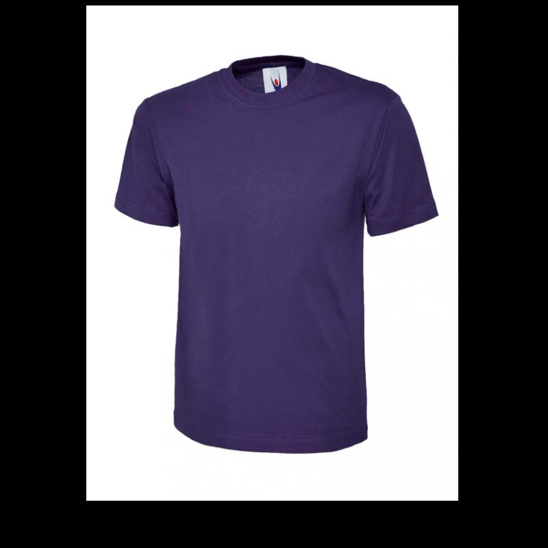 Uneek 100% Cotton Crew Neck T Shirt 13