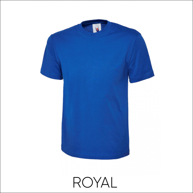 Uneek 100% Cotton Crew Neck T Shirt 15