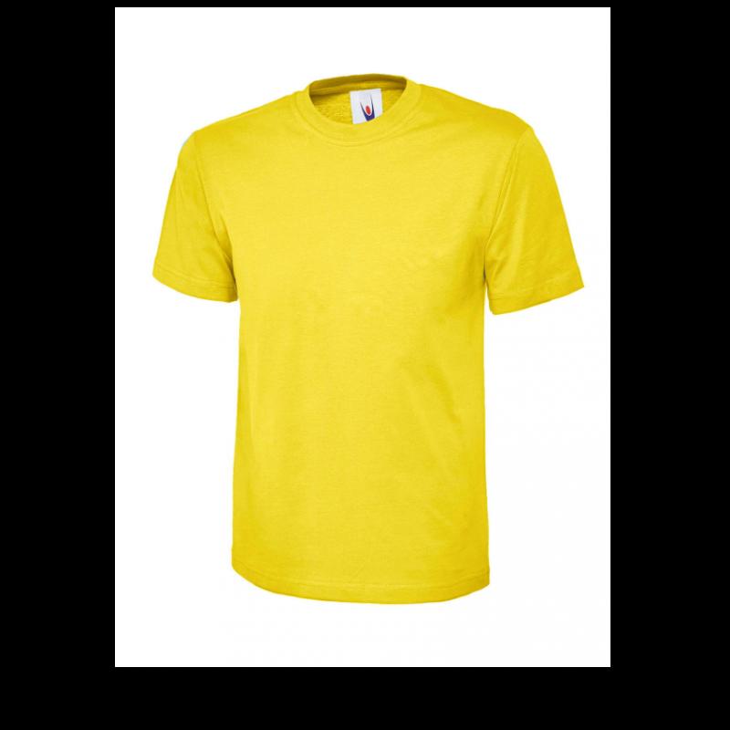 Uneek 100% Cotton Crew Neck T Shirt 18