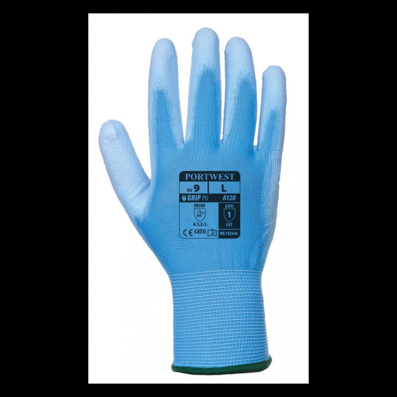 Portwest PU palm-coated glove 3