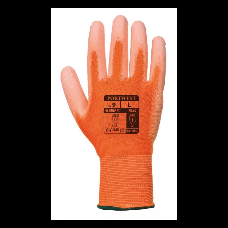 Portwest PU palm-coated glove 2