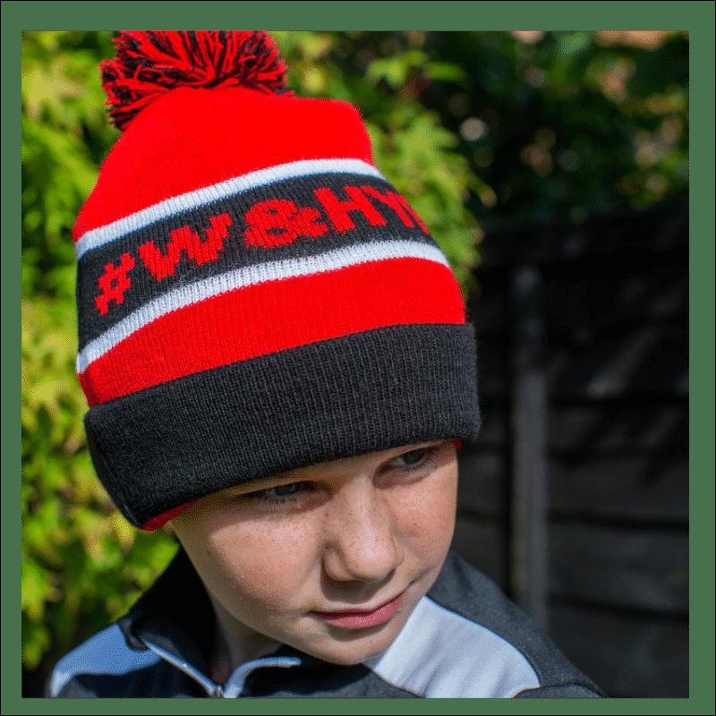 Walton and Hersham Youth #W&HYFC Beanie Hat 1
