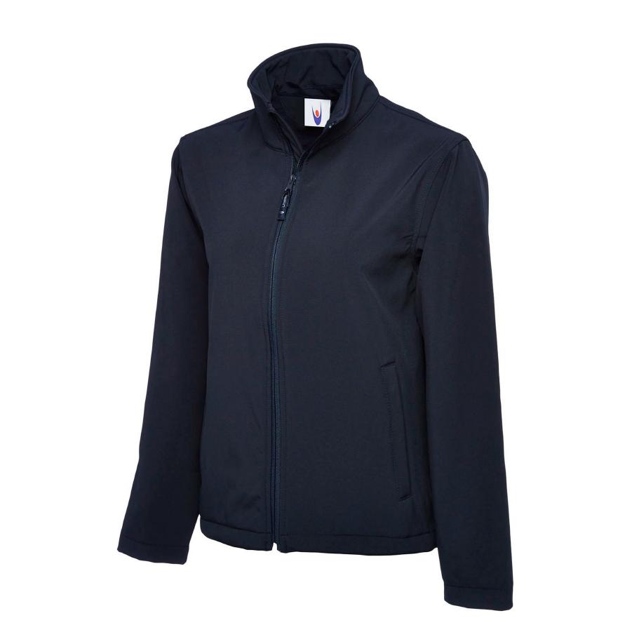 Classic Full Zip Soft Shell Jacket 1