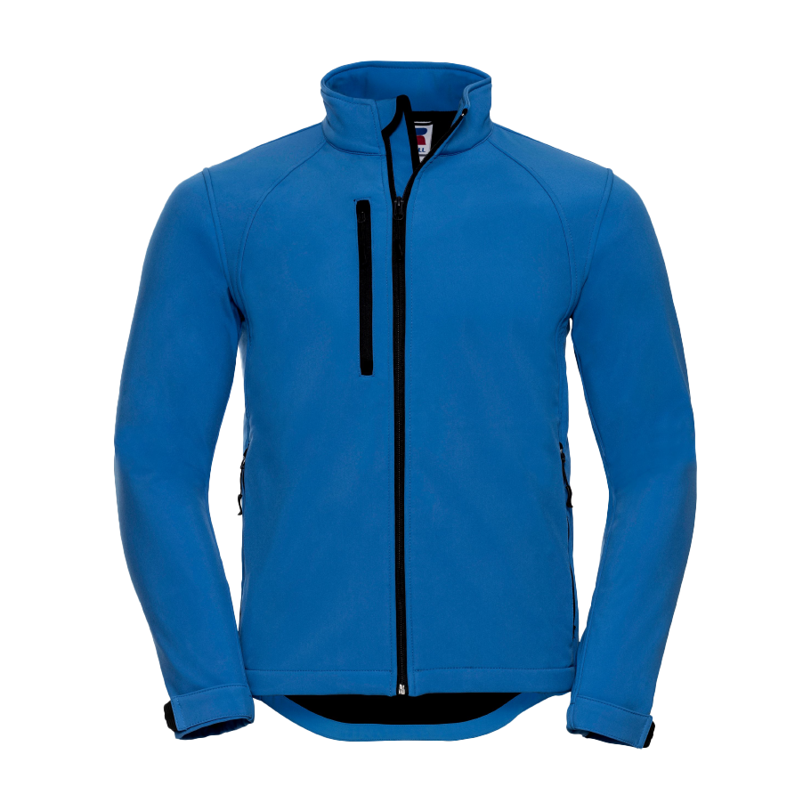 Russell Athletic Softshell Jacket 1