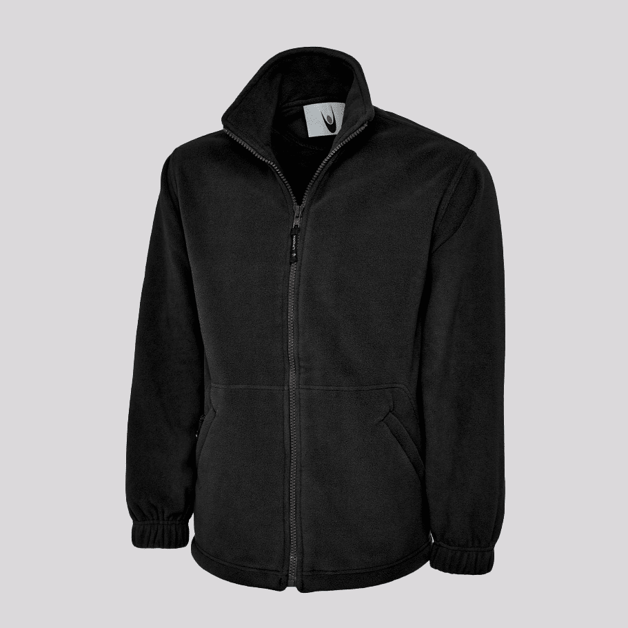 Classic Full Zip Micro Fleece Jacket 1