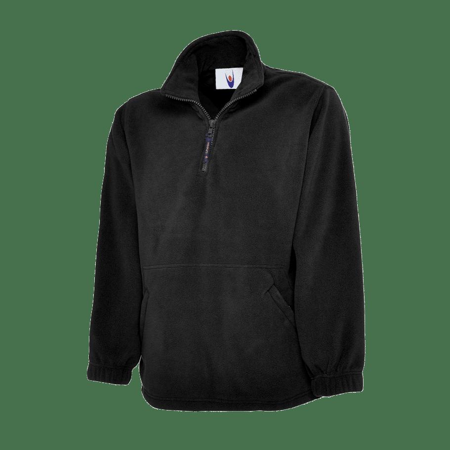 Premium 1/4 Zip Micro Fleece Jacket 1