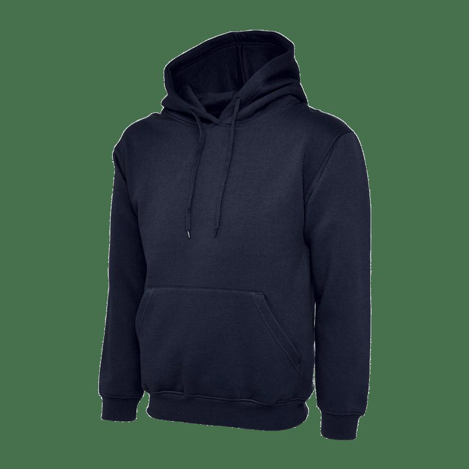 Classic Hooded Sweatshirt 1