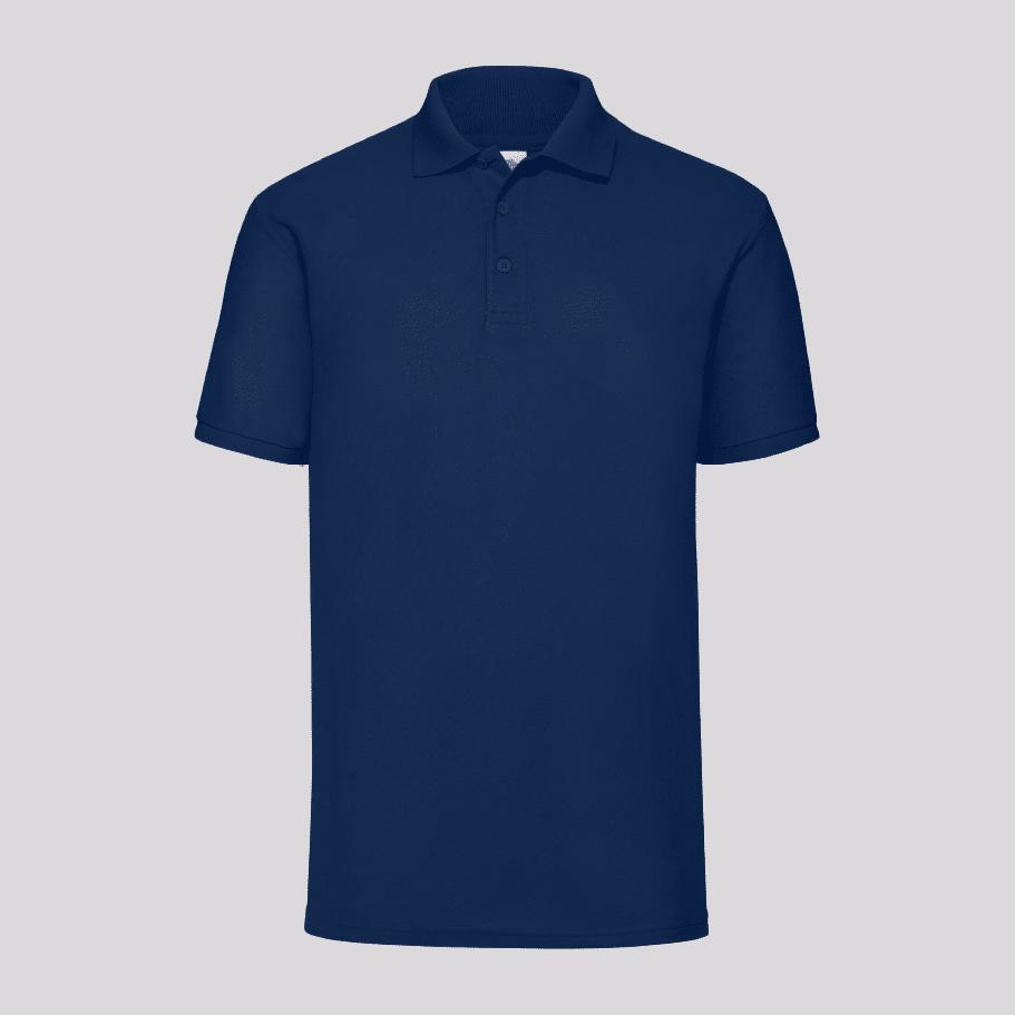 3 Button 65/35 Polo Shirt 1