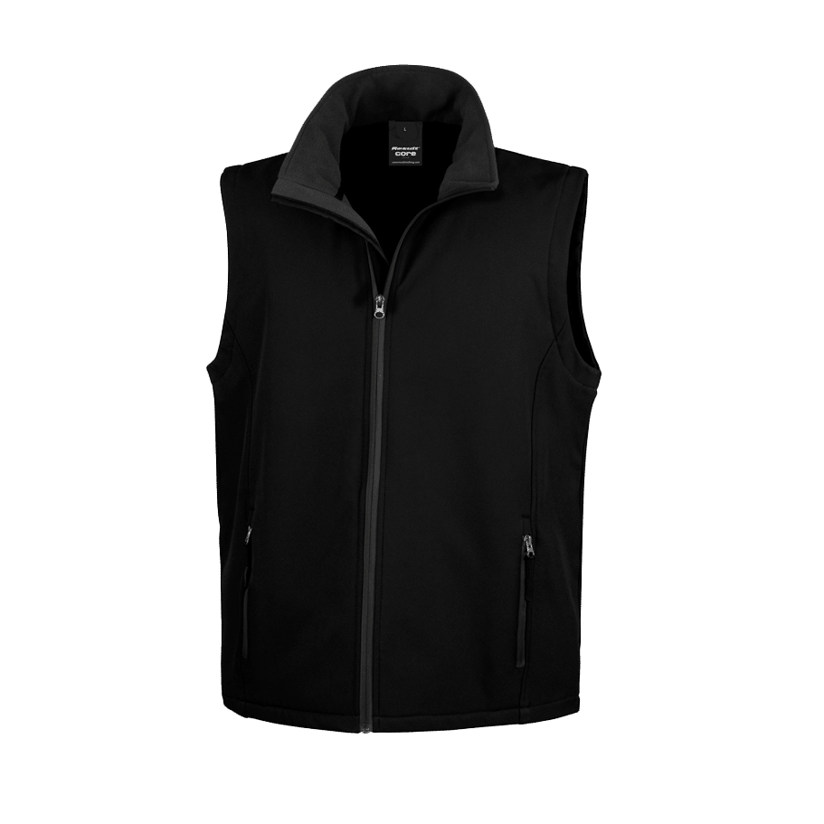 Result Softshell Bodywarmer 1